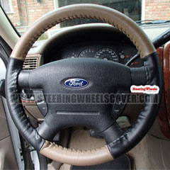 Ford Explorer Wheelskins Steering Wheel Cover Euro-Tone