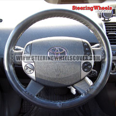 2007 Toyota Prius Wheelskins Steering Wheel Cover Original One Color