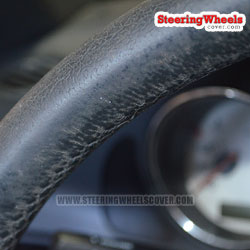 Merceds Benz SLK Wheelskins Steering Wheel Cover