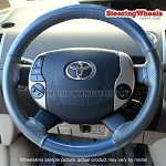Toyota 2007 Prius Wheelskins Steering Wheel Cover (Euro-Perforated, Size 13 3/4 x 3 3/4)