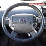 Toyota 2007 Prius Wheelskins Steering Wheel Cover (One Color, Size 13 3/4 x 3 3/4)