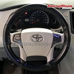 Toyota 2011 Sienna Wheelskins Steering Wheel Cover (Euro-Perforated, Size 15 x 4 1/8)