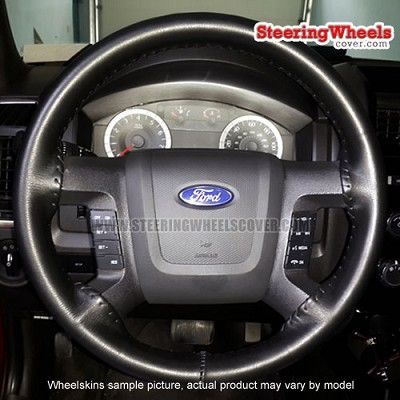 Ford 2013 F150 Wheelskins Steering Wheel Cover (One Color, Size 16 x 4 1/4)