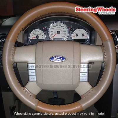 Ford 2004 F150 Wheelskins Steering Wheel Cover Euro Tone Size 15 3 4 X 3 7 8