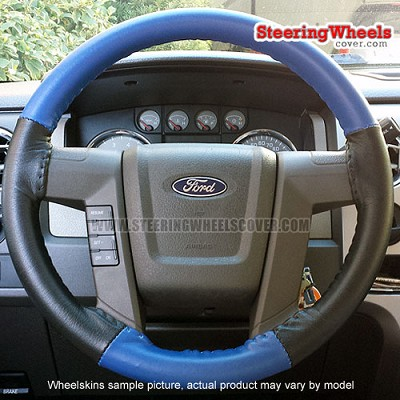 Ford 2010 F150 Wheelskins Steering Wheel Cover Euro Tone Size 15 3 4 X 3 7 8