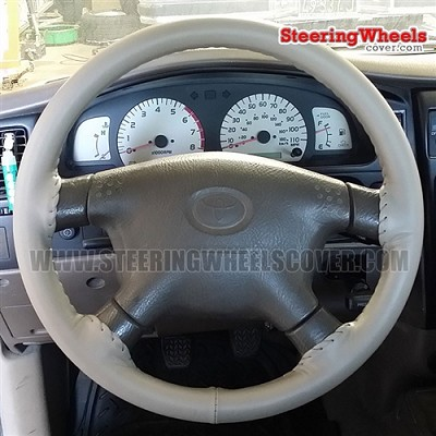 Toyota 2004 Tacoma Wheelskins Steering Wheel Cover (One Color, Size 15 1/2 x 3 3/4)