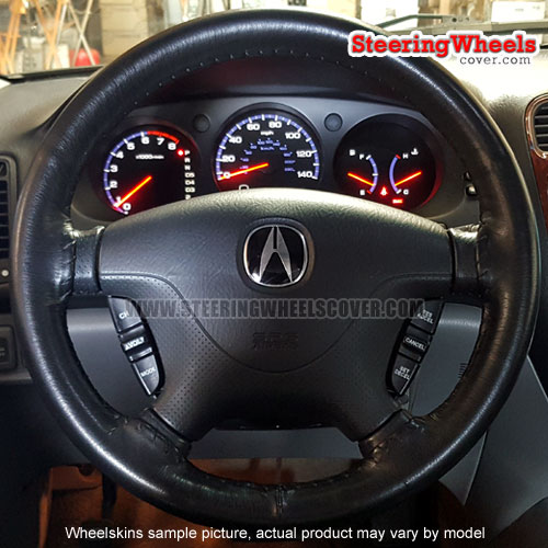 Acura 2006 MDX Wheelskins Steering Wheel Cover (One Color, Size C)